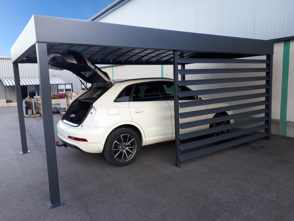 abri de voiture carport