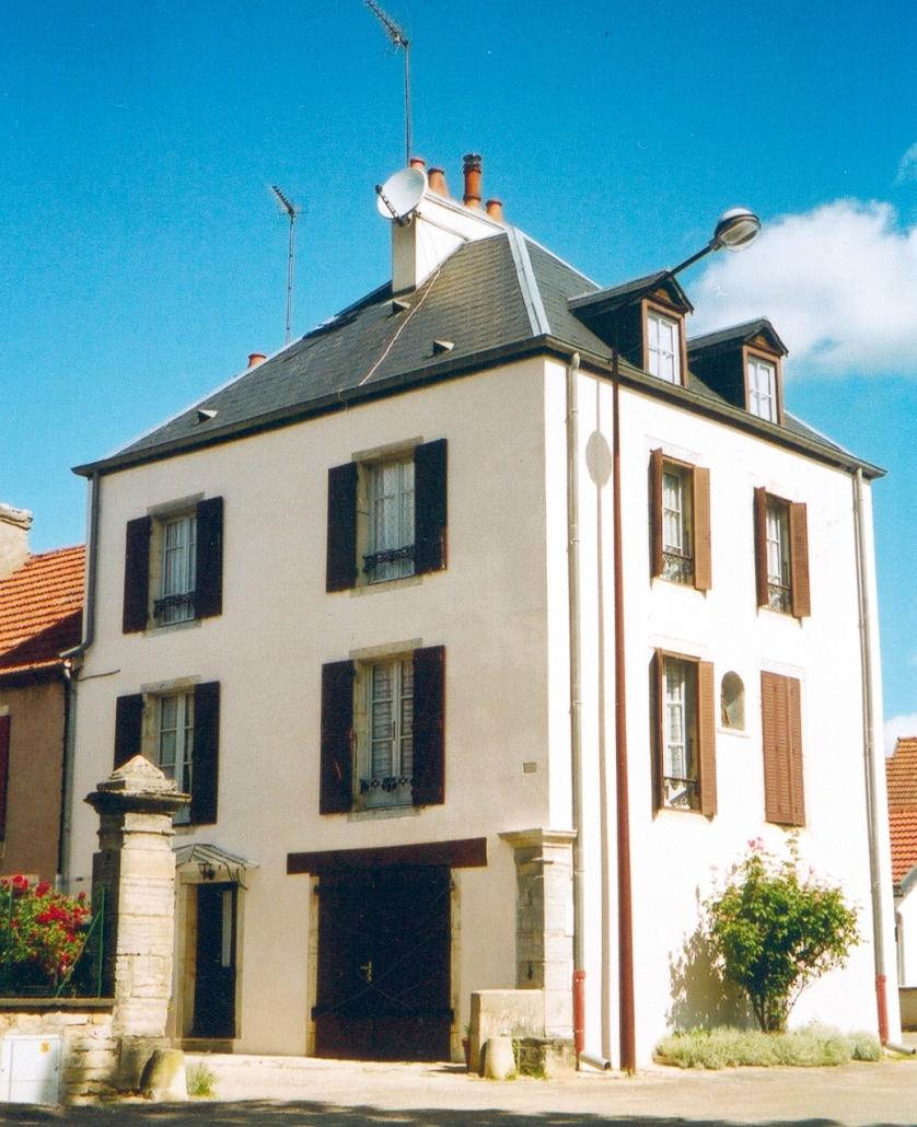 Ravalement façade dijon 21