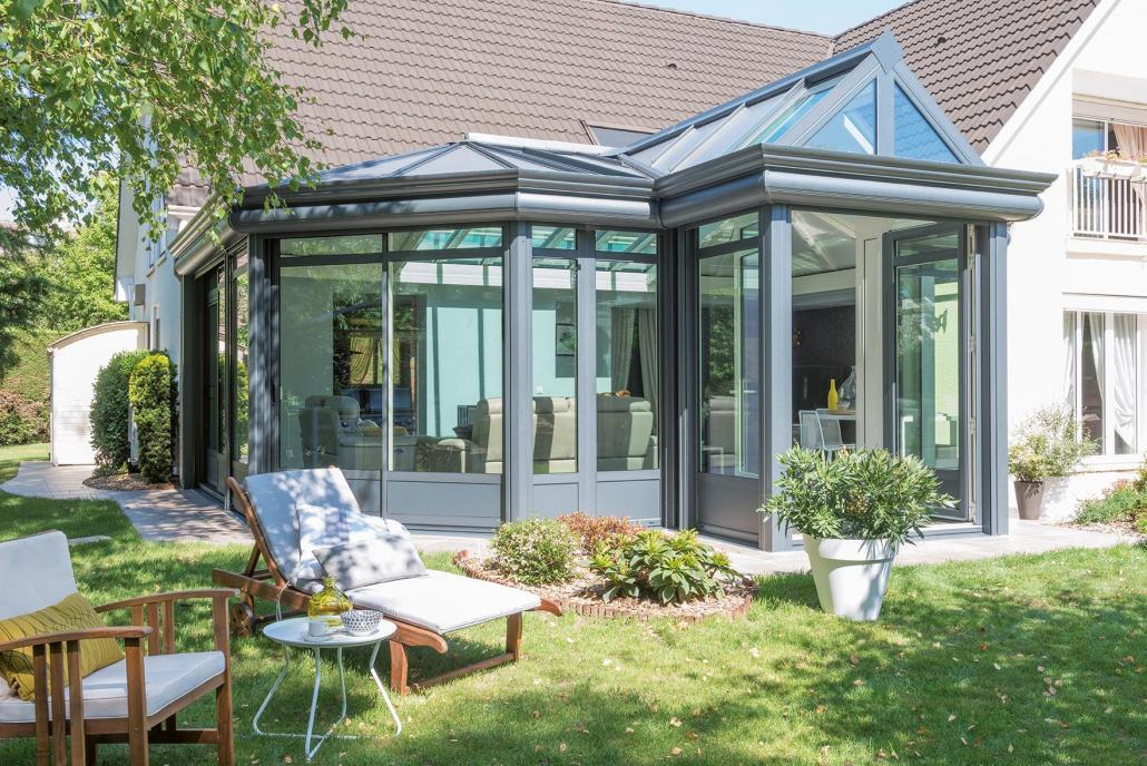 style de veranda traditionnelle