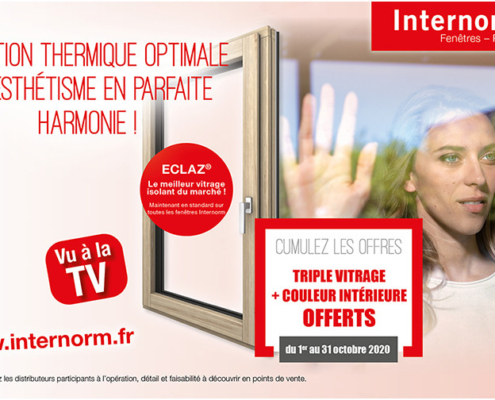offre internorm fenetres