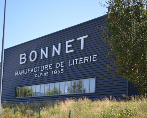 Bardage entreprise Besançon (Doubs)
